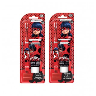 Kit Oral Care Miraculous Ladybug