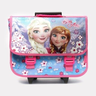 Disney  Frozen cartella con trolley