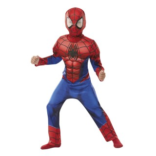 Costume di Carnevale Spiderman Deluxe
