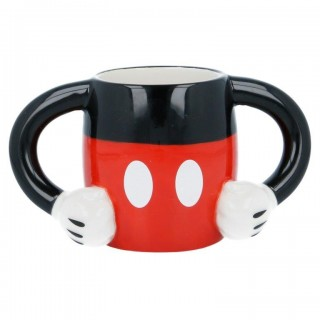 Tazza in Ceramica 3D Mickey Mouse