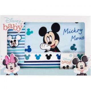Completo Lenzuola Lettino Mickey Mouse ellepi