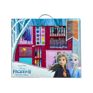 Set crea e colora Frozen