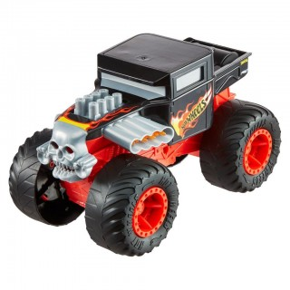 Hot Wheels Monster Trucks Veicolo Bone Shaker