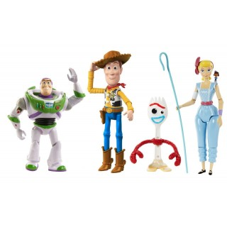 Disney Pixar- Toy Story 4 Personaggi Adventure Pack