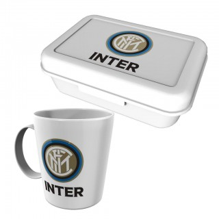 Gift Set Tazza e portamerenda Inter
