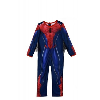 Tutina Pigiama Spiderman