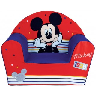 Poltroncina rivestita Mickey Mouse Disney