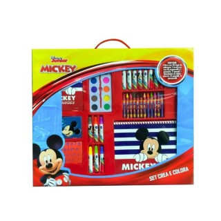 Set crea e colora Mickey Mouse
