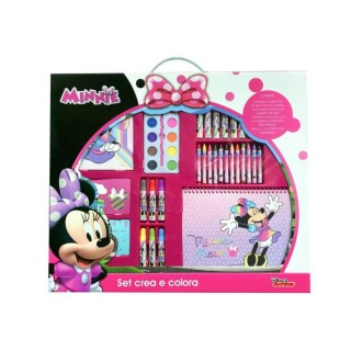Set crea e colora Minnie