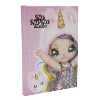 Diario scuola Na!Na!Na!  Surprise Cuddle Up In Style