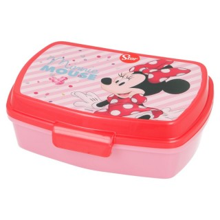 Box Portamerenda Minnie Rosa