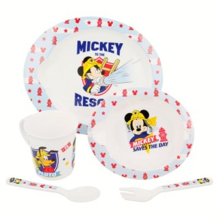 Set Pappa 5 pezzi Baby Mickey Mouse