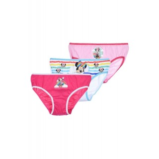 Set di 3 mutandine slip Minnie