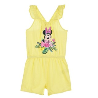 Tuta One Piece Disney Minnie Gialla