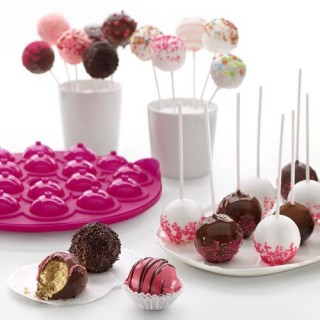 Cake Pops Stampo in Silicone By Lekué
