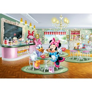 Disney Minnie & Paperina Decorazione Murales 255x180cm