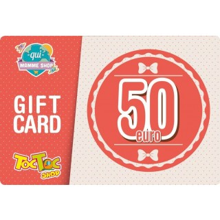 Gift Card 50€ Buono Regalo