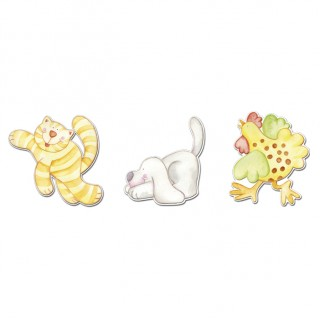 HomeDecor-LineKids Decorazioni Animals Farm
