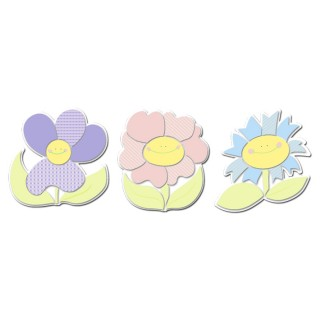 HomeDecor-LineKids Decorazioni Smiling Flowers