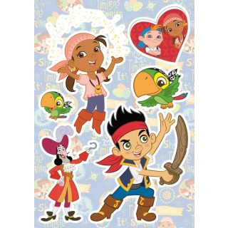 Disney Jake e i pirati Stickers