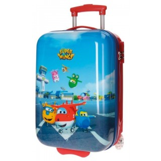 Trolley Bagaglio a Mano Super Wings