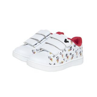 Sneakers Mickey Mouse '90 Bianco