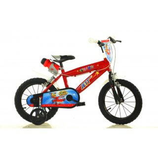 Bicicletta Bambino SuperWings 14pollici