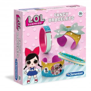 Clementoni Kit Braccialetti LOL Surprise