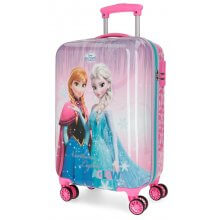 Trolley Bagaglio a Mano in ABS 55 cm Disney Frozen glow