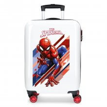 Trolley Bagaglio a Mano in Abs Spiderman 55cm
