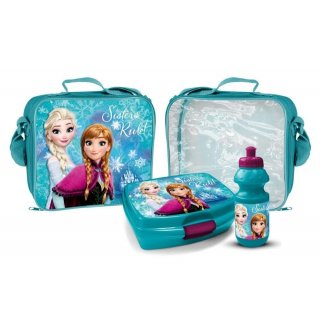 Kit Merenda Asilo Disney Frozen