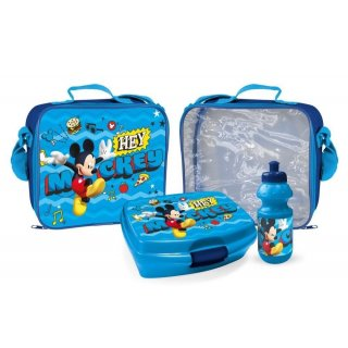 Kit Merenda Asilo Mickey Mouse