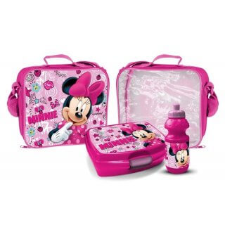 Kit Merenda Asilo Minnie