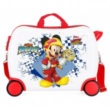 Valigia Cavalcabile Disney Mickey Mouse Joy