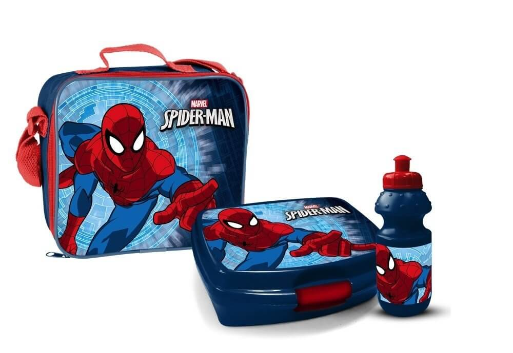 Kit merenda asilo Spiderman