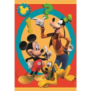 Tappeto Cameretta Bambini Disney Mickey Mouse and Friends