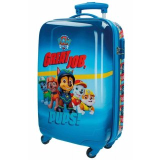 Trolley in ABS 55 cm Paw Patrol Valigia Bambino