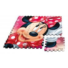 Tappeto Gioco Puzzle in Eva Minnie