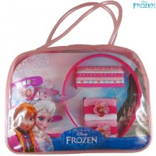 Borsetta con accessori capelli Frozen