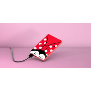 Power Bank Carica batterie Portatile Minnie